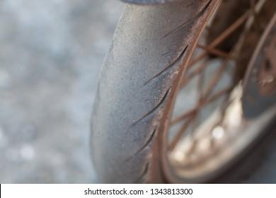 Bald Tire Images, Stock Photos & Vectors | Shutterstock