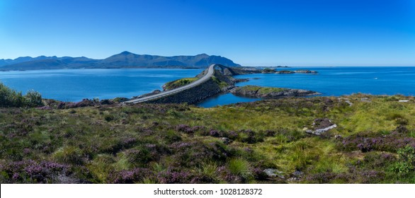 With the Motorhome through Norway - Atlantic Road