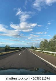 Motorway in Croatia