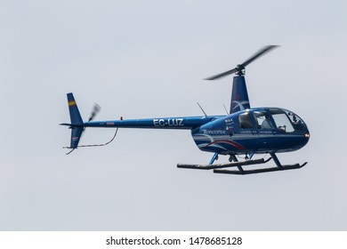Robinson R44 Images, Stock Photos & Vectors | Shutterstock