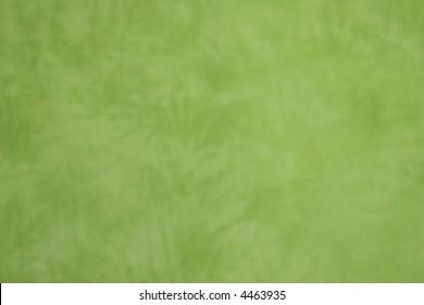 mottled green background