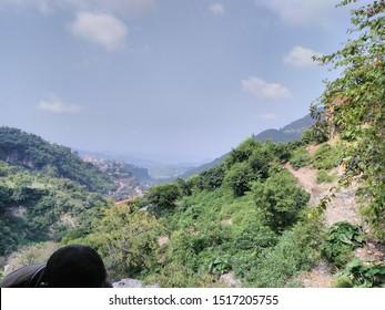 mounatin view of katra hilss