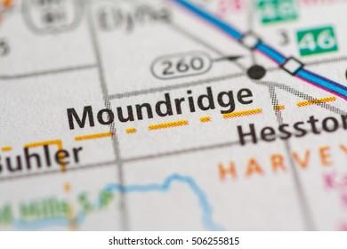 Moundridge. Kansas. USA.