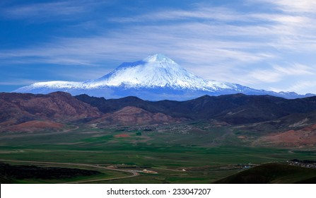 Mount Agri (Ararat), Dogubeyazit, Turkey