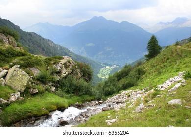 mount alps