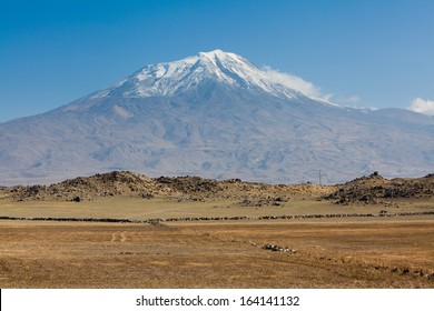 Mount Ararat, East Turkey