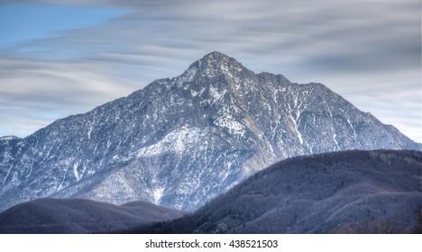 Mount Athos HDR