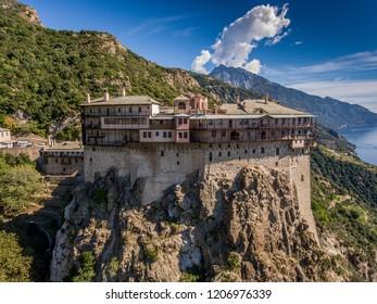 Mount Athos - Holy Mountain