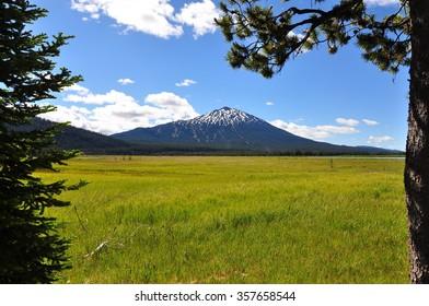 Mount Bachelor, Oregon, U.S.A.
