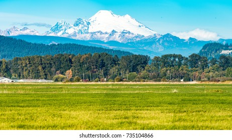 Mount Baker from Conway