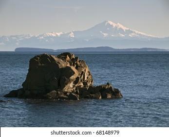 Mount Baker Ocean View