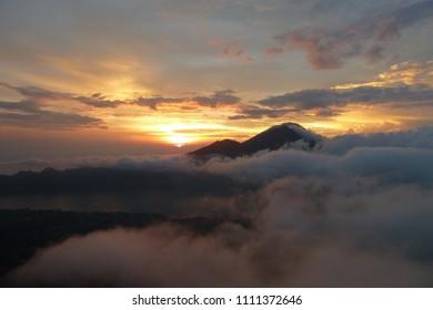 Mount Batur sunrise treking, Bali