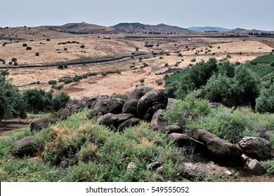 Mount Of the Beatitudes Galilee