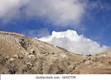 Mount Bromo Volcano, East Java, Indonesia