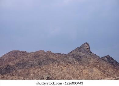 Jabal Thawr Images, Stock Photos & Vectors | Shutterstock