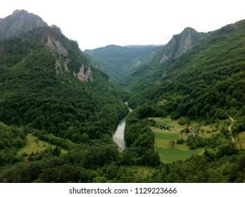 Mount Durmitor national park, Montenegro