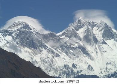 Mount Everest - Highest in the World