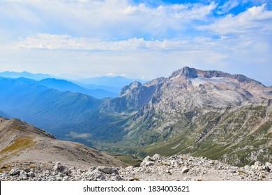 Mount Fisht in Adygea Republic