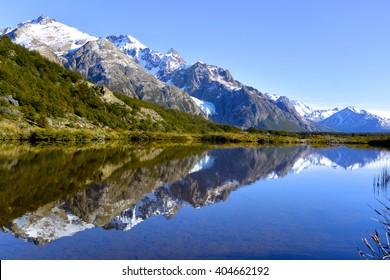 Mount Fitz Roy trekking