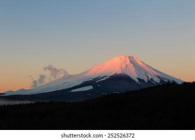 Mount Fuji Mount Japan