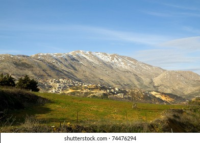Mount Hermon Israel Images, Stock Photos & Vectors | Shutterstock