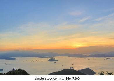 Mount High West Viewing Point hong kong