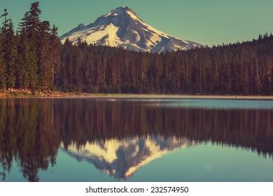 Mount. Hood in Oregon