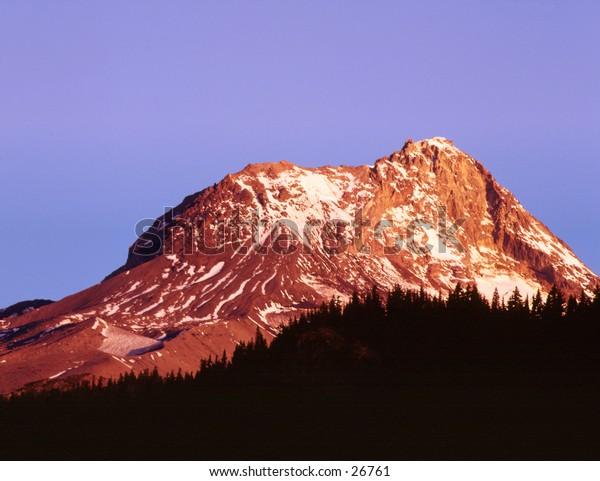Mount Hood, Oregon Sunrise