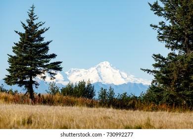 Mount Iliamna, Alaska
