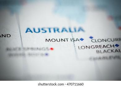 Mount Isa. Australia