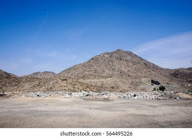 "Mount ""Jabal an-Nour"" as translated in English The Mountain of Light or Hill of Illumination is a mountain near Mecca in Saudi Arabia whereby the Hira Cave is located on the top of mountain."