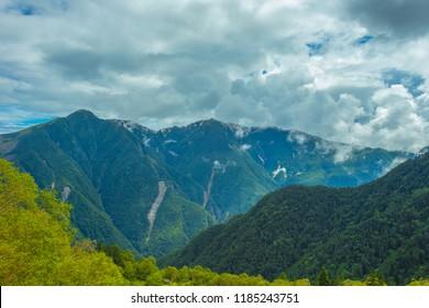Mount Hōō, Japan