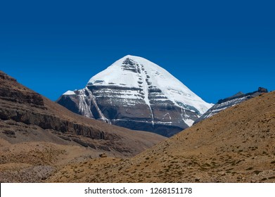 Mount Kailash, is a 6,638 m high peak in the Kailash Range, which forms part of the Transhimalaya in the Tibet Autonomous Region of China.