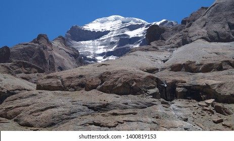 Mount Kailash close photo south face