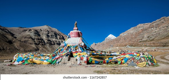 Mount Kailash - Sacred mountain in Tibet