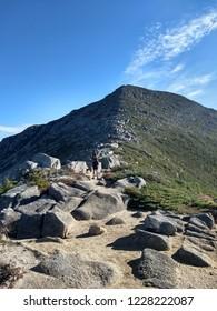 Mount Katahdin Ascent