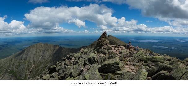 Mount Katahdin Summit