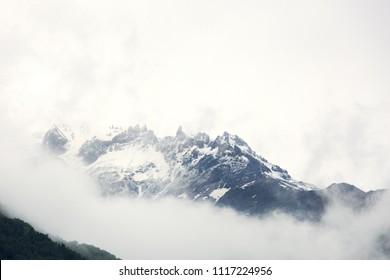 Mount Kazbek, Georgia