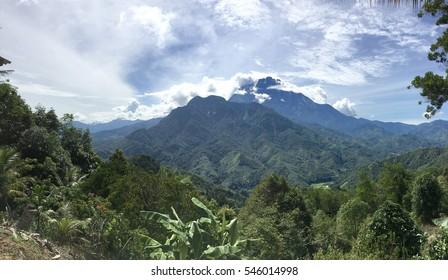 Mount Kinabalu, Kota Kinabalu, Borneo (Land Below The Wind), Malaysia