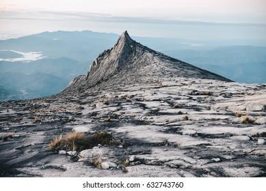 Mount Kota Kinabalu Low Peak