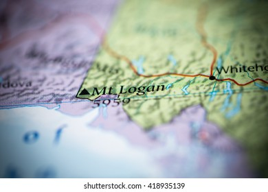 Mount Logan. Canada