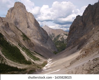 Mount Louis from Cory Pass, Banff National Park, Canada