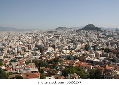 Mount Lycabettus, Athens Greece