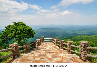 Mount Magazine State Park in the Ozarks