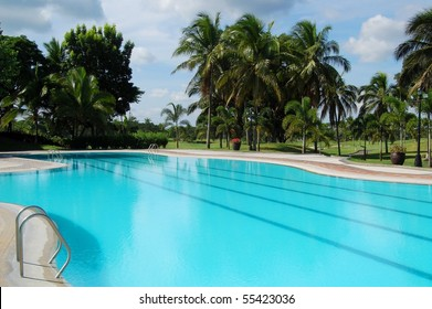 Mount Malarayat golf and country club swimming pool