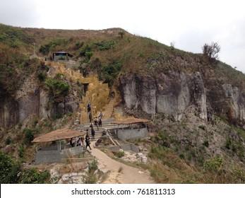 Mount Mongengenge, near Kinshasa, Democratic Republic of the Congo