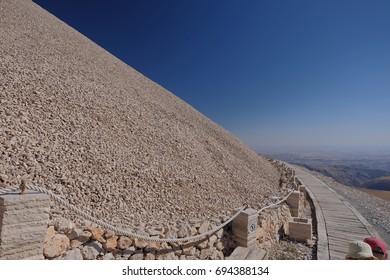 Mount Nemrut - UNESCO World Heritage site in southeastern Turkey