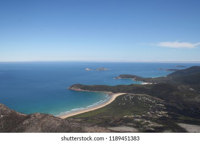 Mount Oberon Summit Walk and Lookout, Wilsons Promontory National park