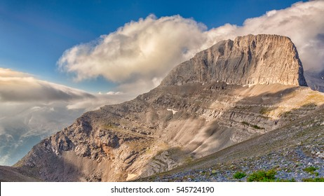 Mount Olympus, Pieria, Greece