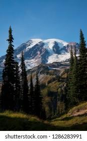 Mount Rainier National Park, Mount Rainier